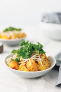 balinese turmeric & coconut #vegan curry   curatedlifestudio.com